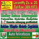Reklámnyomtatás XV.kerület Palota reklam2