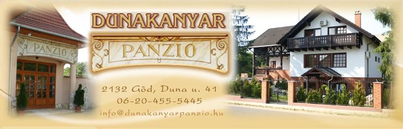 <!--Dunakanyar Panzio Göd szállás vendéglátás L:2011.05.21.-->