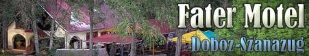 kerékpározás Doboz-Szanazugon, bográcsban főzés Doboz-Szanazugon, szalonnasütés Doboz-Szanazugon, asztalitenisz Doboz-Szanazugon, billiárd Doboz-Szanazugon, rex és büfé Doboz-Szanazugon