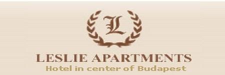 Apartman Budapesten Hotel Leslie