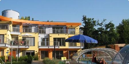 felsőkategóriás környezetbarát apartmanok kedvező áron Balatonszemesen